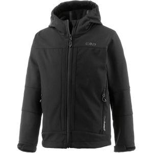 CMP Softshell Jacke Jungen , Größe:98, Farbe:NERO