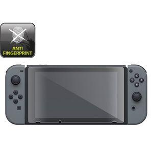 2x Displayschutzfolie für Nintendo Switch ANTI-REFLEX Displayfolie MATT