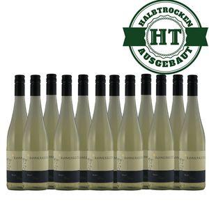 Weißwein Mosel Rivaner Weingut Timo Dienhart Classic Qualitätswein halbtrocken ( 12 x 0,75 l )