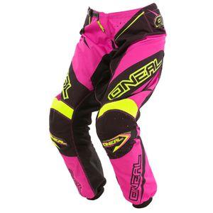 O'NEAL Damen Motocross Hose Element Racewear, Pink, 36