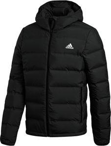 adidas TERREX Helionic Kapuzen-Daunenjacke Herren black Größe XL