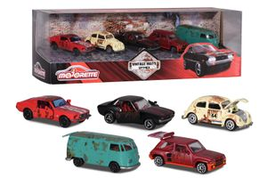 Majorette 212052012 Vintage 5 Pieces Giftpack Rusty