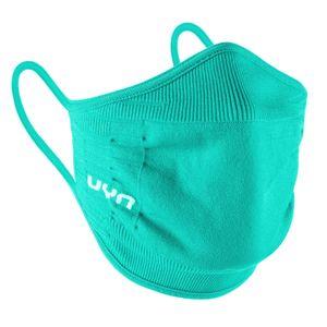 UYN Community Mask Sportmaske Mund-Nasen-Bedeckung Kinder aqua S