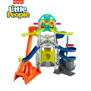 Fisher-Price Little People Action Rennbahn
