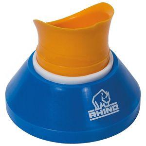 Rhino trainings-Spion-Rugby einstellbar 10-25 cm blau/gelb