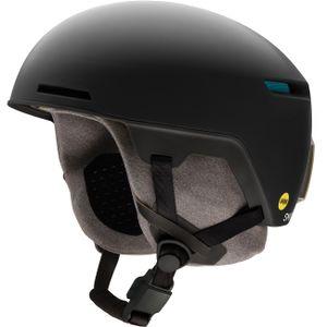 Smith Code Mips Skihelm Damen und Herren Snowboardhelm, Farbe:matte black, Größe:Gr. M