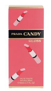 Prada Candy Gloss Eau De Toilette 80 ml
