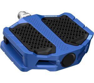 Shimano Pedal PD-EF205, Farbe:blau
