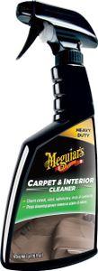 Meguiar's G9416EU Carpet & Interior Cleaner Polsterreiniger, 473 ml