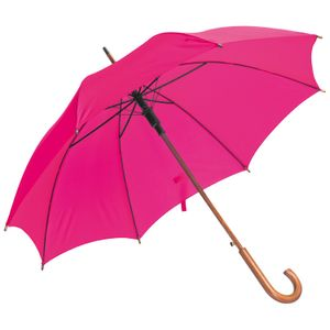 Automatik-Regenschirm / Farbe: pink
