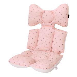 Sitzauflage Für Baby, Kleinkind Kinderwagen Kissen Neugeborenen Kinderwagen Line Mat Pink Farbe Rosa