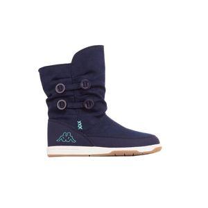 Kappa Cream K Kinder Mädchen Stiefelette Winterschuh Boots 260513K, Schuhgröße:35 EU