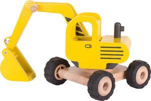 Goki 55898 - Bagger, Holz 4013594558983