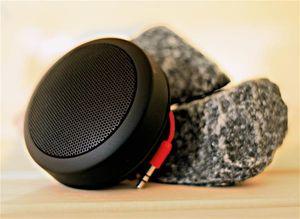 Bluetooth Lautsprecher für Sauna und Infrarotkabine Karibu