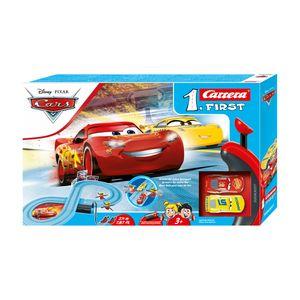 CARRERA 20063037 Carrera First - Disney/Pixar Cars