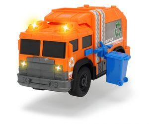 Dickie Toys Recycle Truck, Müllauto, Müllabfuhr, Müllwagen, Spielzeug, Auto, Spielzeugauto, 203306001