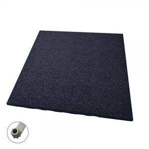 Fallschutzmatten FS | 50 x 50 x 2,5 cm | schwarz