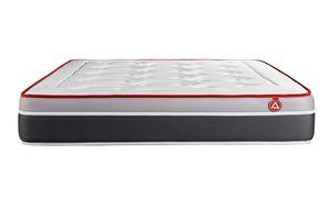 VITAL CARE matratze 120 x 190 cm, Taschenfedern und Rückstellschaum, Härtegrad 3, Höhe : 26 cm, 7 Komfortzonen