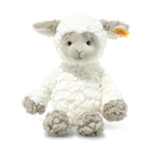 Steiff 073427 Soft Cuddly Friends Lita Lamm | mit Glöckchen | 25 cm