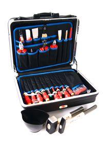 Montagekoffer Elektro-Installation 00 21 05 HLS Knipex 002105HLS
