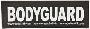 label power harness Bodyguard 11 cm Größe S