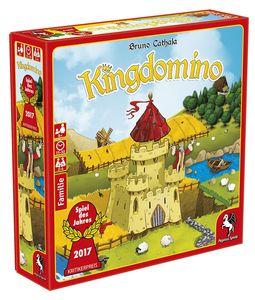 Pegasus Spiele Kingdomino Spiel des Jahres 2017