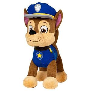 Play by Play Paw Patrol Plüschtier 28cm, Charakter:Chase