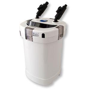 SunSun HW-504A Außenfilter 1000 L/h 4Stufen Kammerfilter Filtermaterial Aquarium