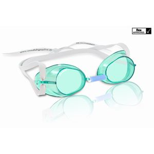 Malmsten Schwedenbrille - getönt, Farbe:grün