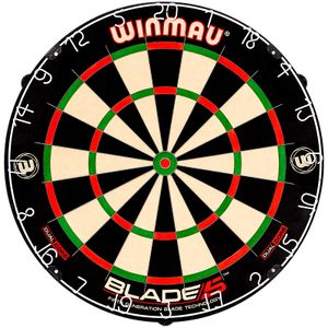 Winmau Blade 5 Dual Core Bristle Dart Board Dartboard Turnierboard Dartscheibe 3009