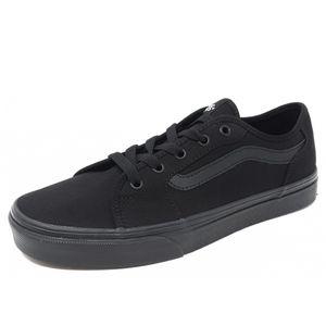 Vans Filmore Decon Damen Sneaker in Schwarz, Größe 39