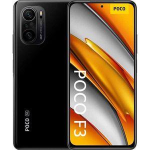 "Xiaomi Poco F3 6GB 128GB Night Black Handy 6,67"" AMOLED 120Hz 5G Smartphone"