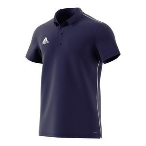adidas ClimaLite Herren Polo Shirts schwarz, Größe:XL, Farbe:Dunkelblau