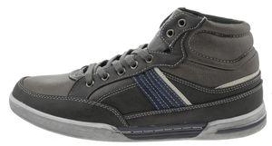 His 163-34 High-Top Sneaker grau, Groesse:45.0