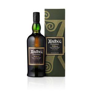 Ardbeg Uigeadail The Ultimate Islay Single Malt Scotch Whisky in Geschenkpackung | 54,2 % vol | 0,7 l