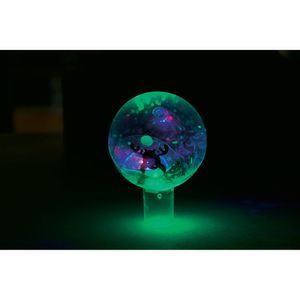 Flummi-Set Gummiball Springball mit Licht 12-tlg. Merry Christmas Spielzeug XMAS