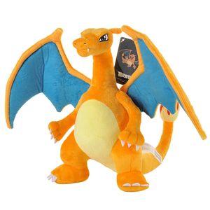 Charizard Pokemon Plüsch Spielzeug Spielzeug 25cm Kinder Weihnachten  Geschenk
