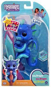 Jazwares WOWWEE  Fingerlings  Baby Drache Luna
