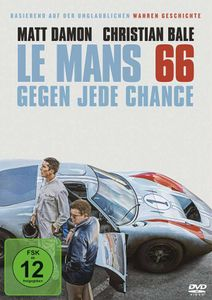 Le Mans 66 (DVD) Gegen jede Chance Min: 153DD5.1WS - Twentieth Century Fox Home Entert.  - (DVD Video / Drama / Tragödie)