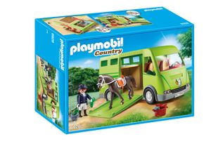 PLAYMOBIL Country 6928 Pferdetransporter
