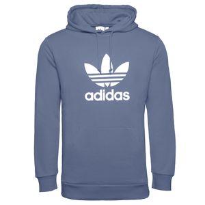 Adidas Kapuzenpullover blau L