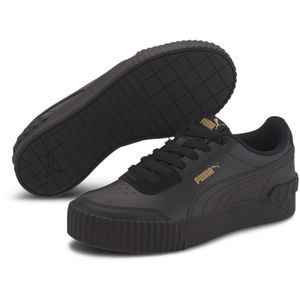Puma Carina Lift Damen Sneaker in Schwarz, Größe 6.5