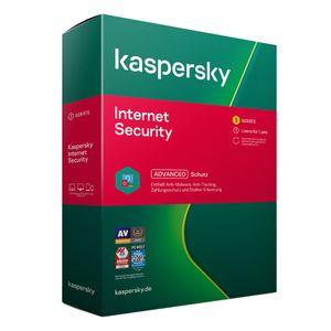Kaspersky Internet Security 2021   3 Geräte   2 Jahre   Verlängerung   Download-Version
