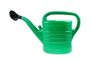 Gießkanne Blumengießkanne Kanne 10 L Grün Kunststoff
