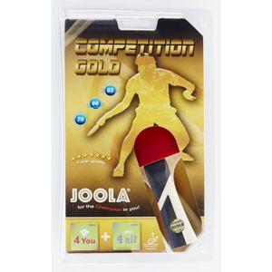 JOOLA Competition Gold, Tischtennis-Schläger