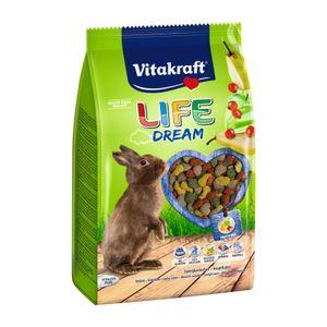 VITAKRAFT Life Dream für Zwergkaninchen - 1,8kg