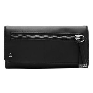 s.Oliver Geldbörse Portemonnaie Geldbeutel Brieftasche Börse 39.010.93.2516, Farbe:Black
