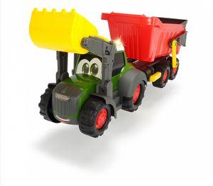 Dickie Toys 203819002 Happy Farm Trailer für Kinder ab 1 bis 9 Jahren
