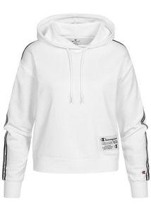 CHAMPION Hooded Sweatshirt WW001 WHT XL