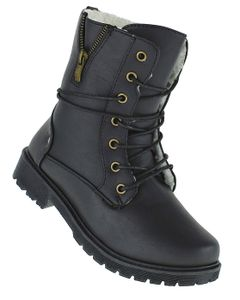 Art 252 Winterstiefel Stiefel Winterschuhe Damenstiefel Damen, Schuhgröße:38